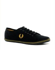 Fred Perry Kingston Plimsolls