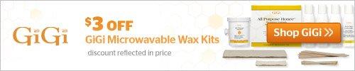 $3 off GiGi Wax Kit