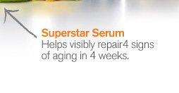 Best selling Serum Helps visibly repair 4 signs of aging in 4 weeks