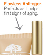 Total Perfectionist Gives flawless coverage plus anti aging perks