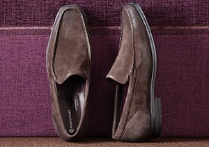 Suede Staples: Casual & Dressy Shoes