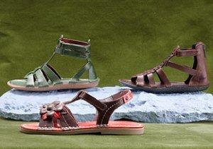 Spring Fling: Sandals for Boys & Girls