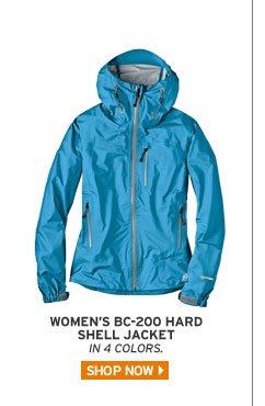 BC-200 Hard Shell Jacket