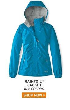 WeatherEdge® Rainfoil Jacket