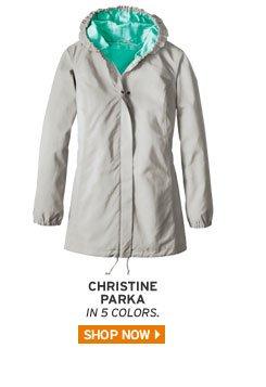 Christine Parka