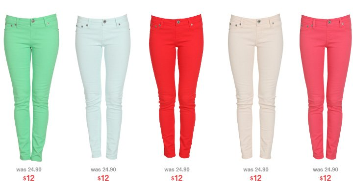 Shop Jeggings