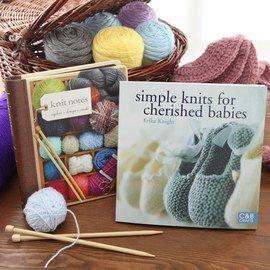 Feeling Crafty: Knit & Crochet Books