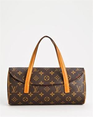 Louis Vuitton LU Monogram Sonatine Handbag $499