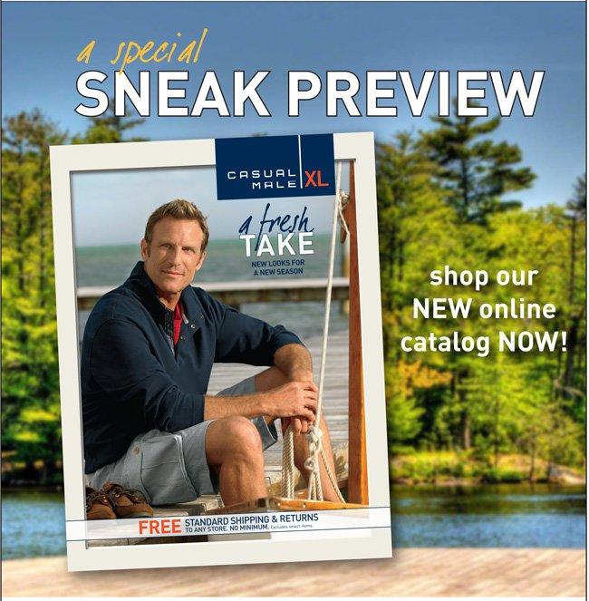 Shop the Spring Catalog Online