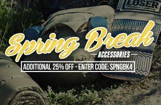 Spring Break: Accessories