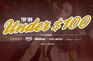 Top 100 Under $100