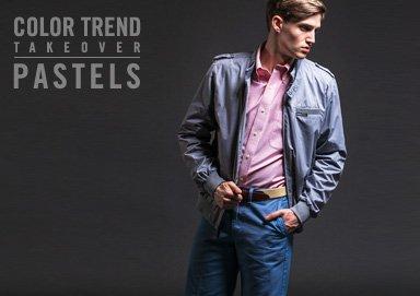 Shop Color Trend: Pastels