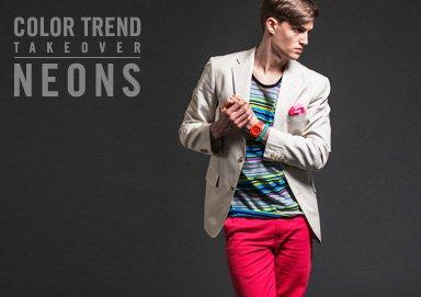 Shop Color Trend: Neons
