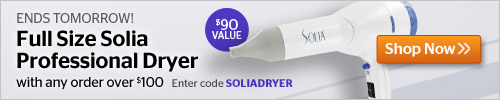 Solia Professional Dryer Deal