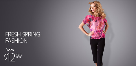 Fresh Spring Fashion