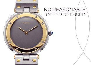 No Reasonable Offers Refused: David Yurman, Chopard, Cartier & more