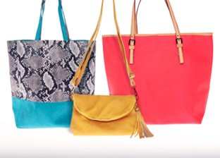 Elysa Handbags Made in Italy