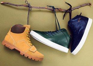 Best Dressed: Men's Footwear