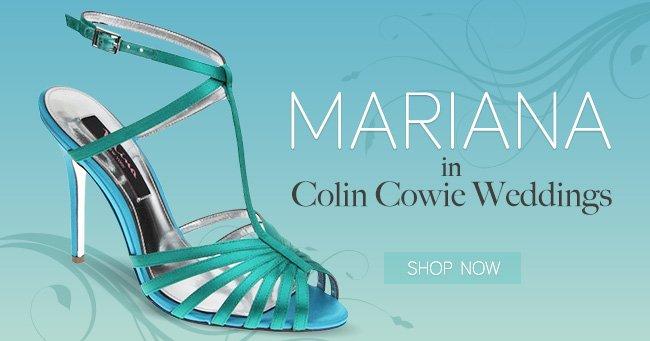 Mariana in Colin Cowie Weddings