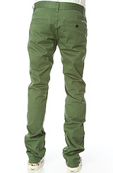 The Cornelius Chino SS Pant in Forest