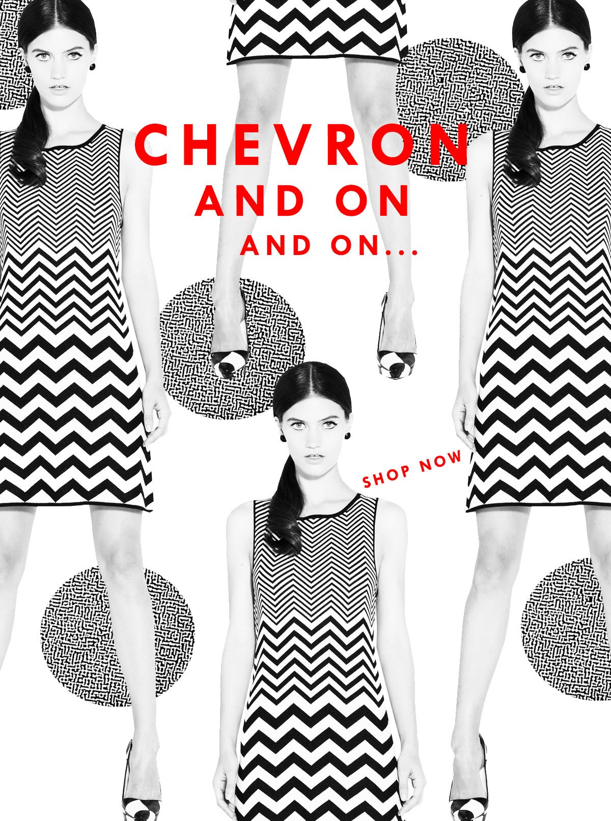 Crazy for Chevron