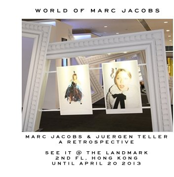 World of Marc Jacobs | Marc Jacobs x Juergen Teller Retrospective