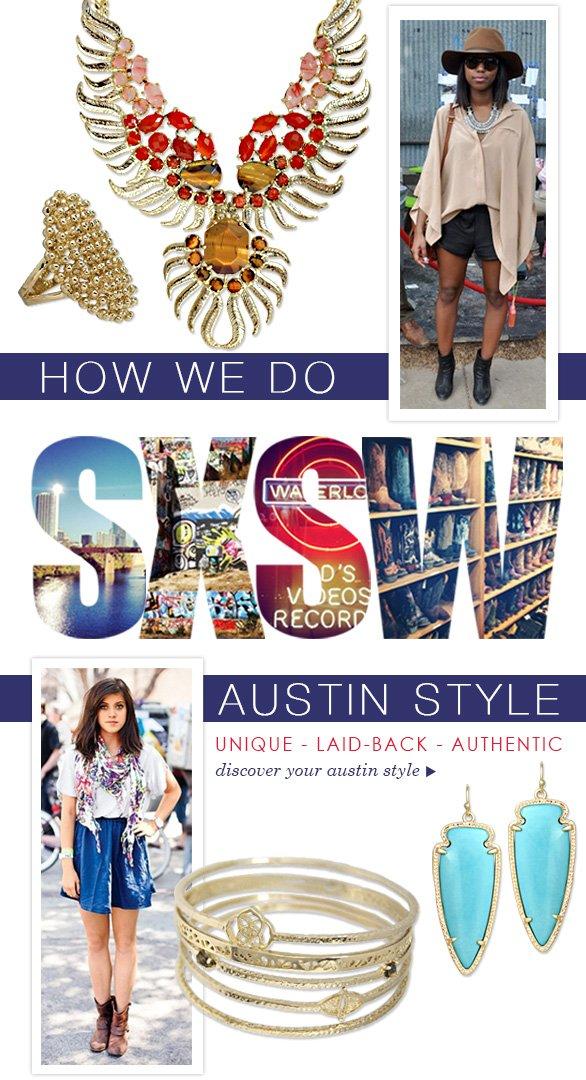 SXSW Style Guide