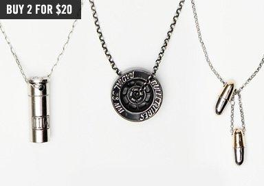 Shop Don't Forget the Details: Pendants