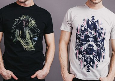 Shop Get Graphic: T-Shirts ft. Threadless