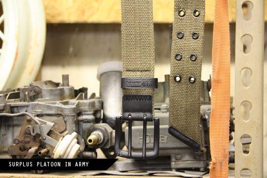 Surplus Platoon in Army