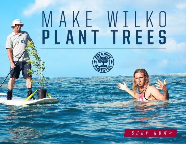 Make Wilko Plant Trees
