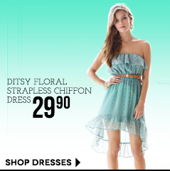 Shop New Spring Dresses