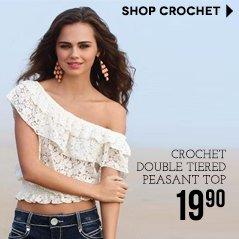 Shop Must-Have Crochet