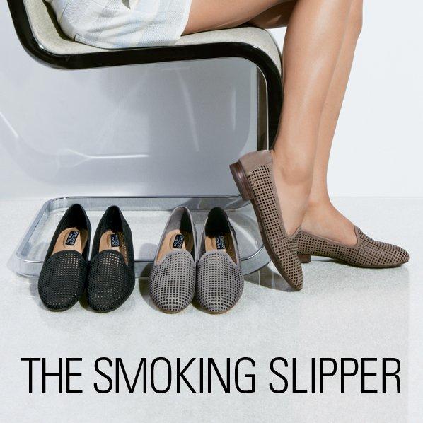 THE SMOKING SLIPPER