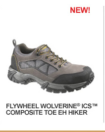 Flywheel Wolverine ICS Composite Toe EH Hiker