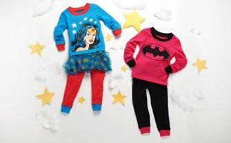 Superhero Sleepwear & More - Visit Event