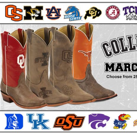 College Boots