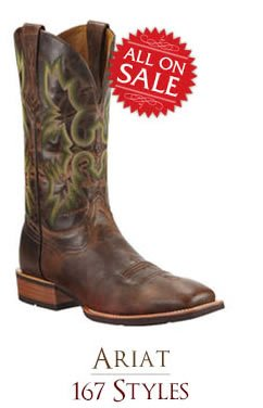 Men's Ariat