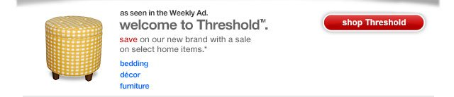 Welcome to ThresholdTM.