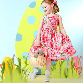 Easter Best: Girls' Dresses
