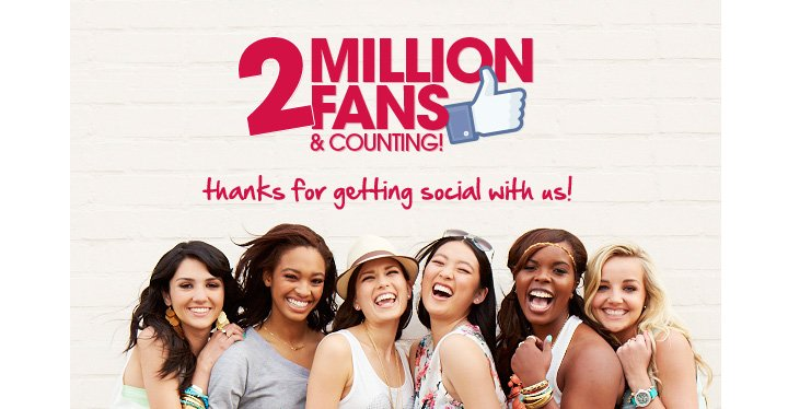 Thanks For Getting Social With Us!