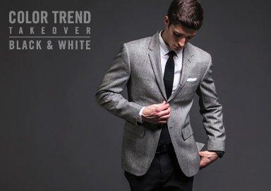 Shop Color Trend: Black & White