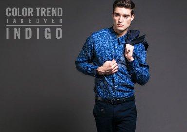 Shop Color Trend: Indigo
