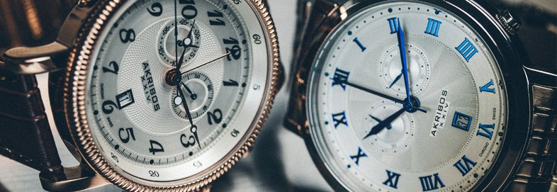 Shop Finish Your Look: Fine Watches