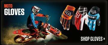 Shop Moto Gloves