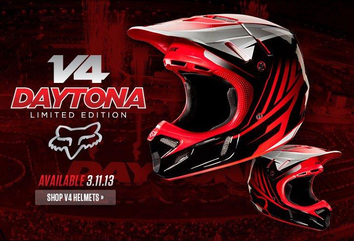V4 Daytona Limited Edition