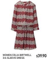 Celia Birtwell Dress