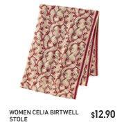 Celia Birtwell Stole