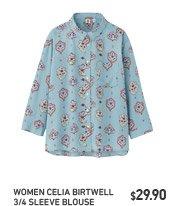 Celia Birtwell Blouse