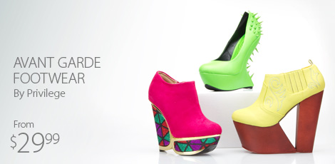 Avant Garde Footwear
